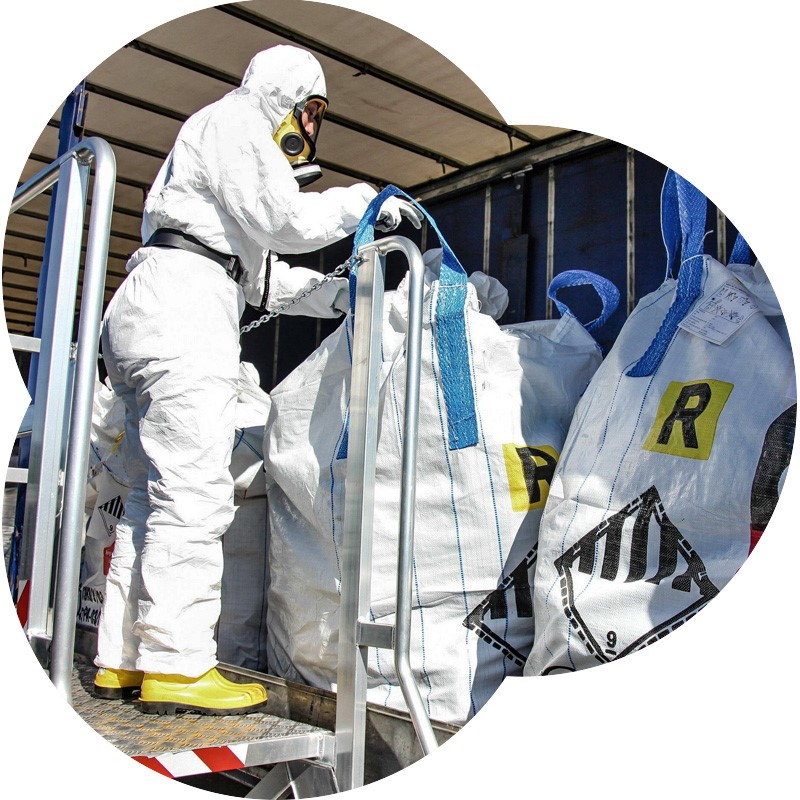 Amosite Asbestos Removal Services